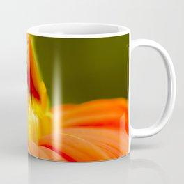 Mexican Sunflower Unfolding Coffee Mug