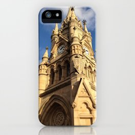 Stratford-upon-Avon Clock Tower iPhone Case