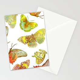 Butterfly Obsession Stationery Cards