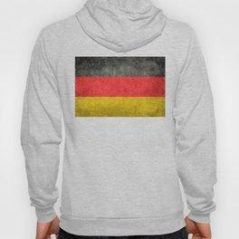 German National flag, Vintage retro patina Hoody