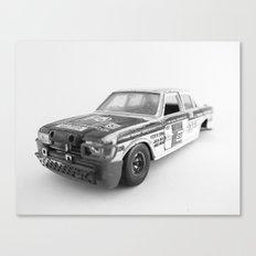 Wrecked Toy Car 02 - Alpha Romeo Canvas Print