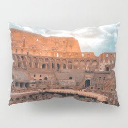 Coliseum Pillow Sham