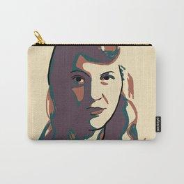 Sylvia Plath Carry-All Pouch