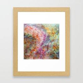 Special moment Framed Art Print