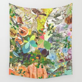 End of Propagation Wall Tapestry