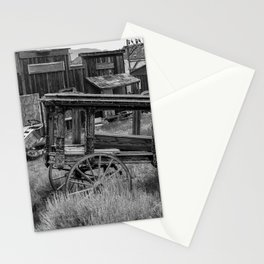 Old Virginia City Mining Town, Nevada Stationery Cards