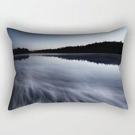 Mist of Dawn Rectangular Pillow