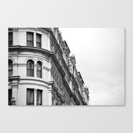 philadelphia architecture Canvas Print