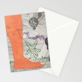 imagine enemy Stationery Cards