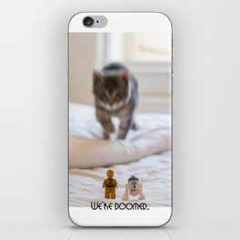We're Doomed... iPhone Skin