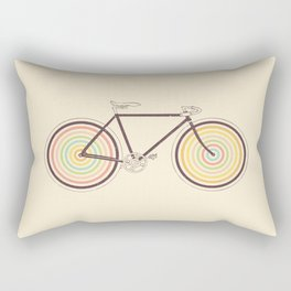Velocolor Rectangular Pillow