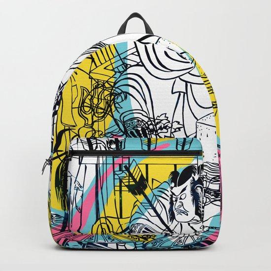 Genji Monogatari 2 Backpack