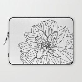 Dahlia 2 Laptop Sleeve