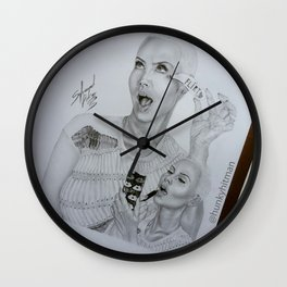 Gimme your money Wall Clock