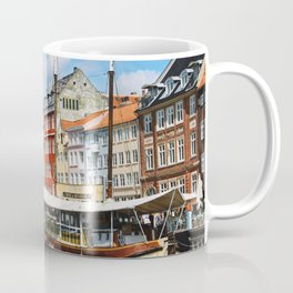 Nyhaven Canal Coffee Mug