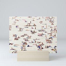 Bondi Bathers Mini Art Print