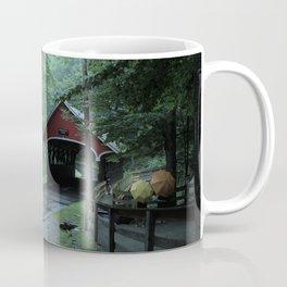 A Mountain Road Coffee Mug