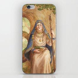Ruta ~ A Compendium Of Witches iPhone Skin