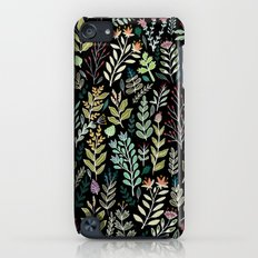 Dark Botanic Slim Case iPod touch