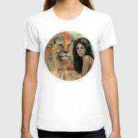 king T-shirts featuring King by Slaveika Aladjova