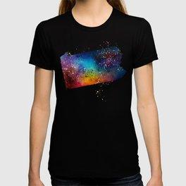 Pennsylvania Watercolor T-shirt