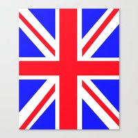 uk Canvas Prints featuring UK by the power of Mars