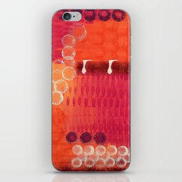 Bubbly iPhone Skin