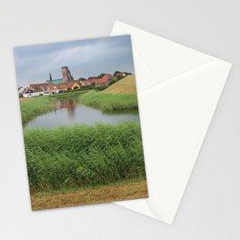 Riberhus and Ribe, Jutland, Denmark Stationery Cards