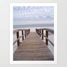 Gulf Shores, Alabama Art Print