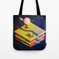 Earth Sandwich One, Variant D Tote Bag
