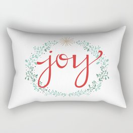 Holiday Joy Rectangular Pillow