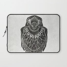 Listen To The Owl Laptop Sleeve