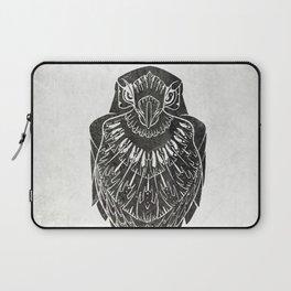 Listen To The Owl Laptop Sleeve