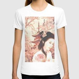 Asian Rose T-shirt