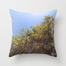 There Is No Autumn, Only Zul Throw Pillow
