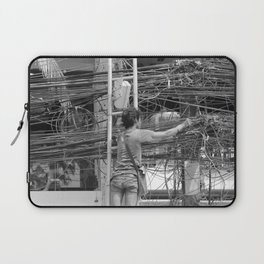 SO YOU THINK YOU ARE HAVING A BAD DAY Laptop Sleeve