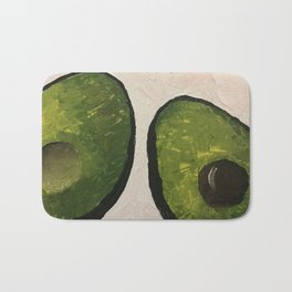 Avacado Bath Mat