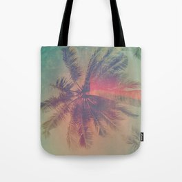 NEON SUMMER Tote Bag