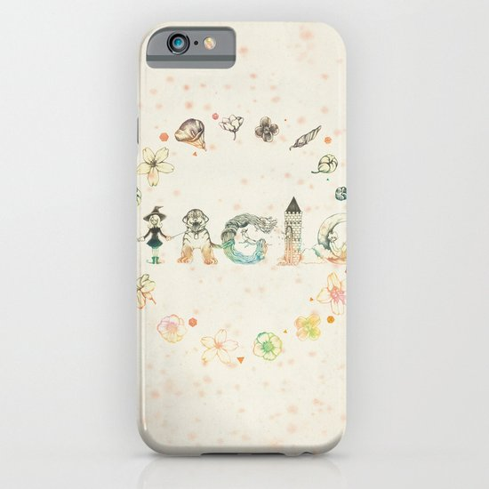 Magic iPhone & iPod Case
