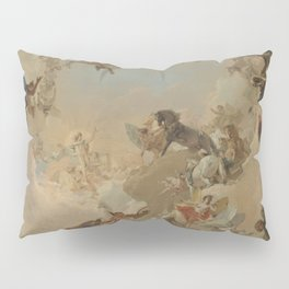 Allegory of the Planets and the Continents by Giovanni Battista Tiepolo Pillow Sham