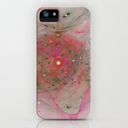 Falling Together iPhone Case