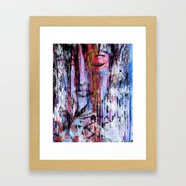Find Peace I Framed Art Print