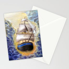 Revival ship Stationery Cards