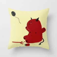 Evool Baby Throw Pillow