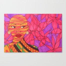 Chevie Canvas Print