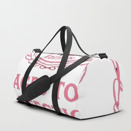 Pink-Vintage-Limited-1924-Edition---93rd-Birthday-Gift Duffle Bag