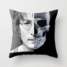 Imaging 2 Throw Pillow