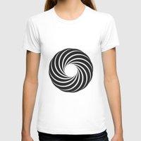 """vertigo T-shirts featuring """"Vertigo""""  by D3LT4"""