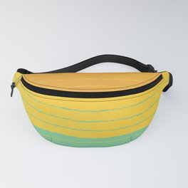 Hot Day Fanny Pack