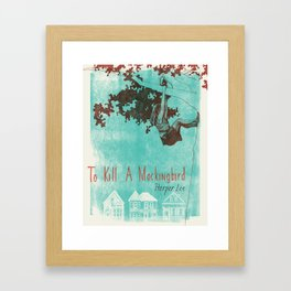 To Kill A Mockingbird Framed Art Print